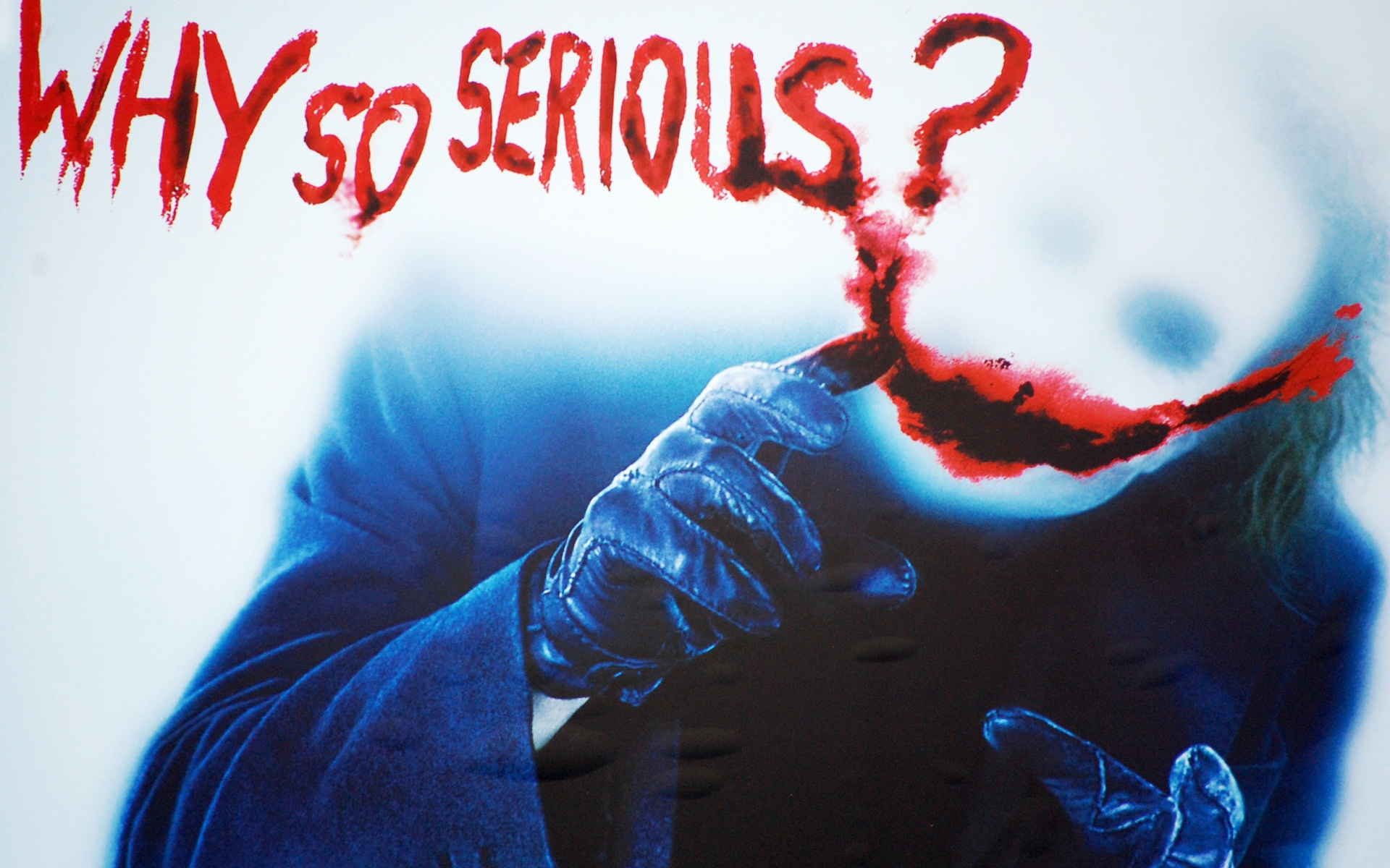 Why So Serious Wallpapers Wide