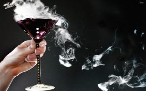 widescreen high definition wallpapers-drink-glass-cocktail-poison-hand-smoke
