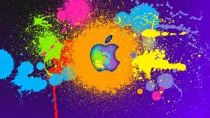 3d images hd-apple-multy-colors-wallpapers-pc