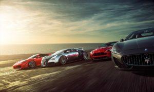 Cars Wallpapers-martin-vantage-maserati-grant-turismo-supercars-sunset-sea-speed