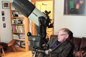 Stephen Hawking Images-theoratical