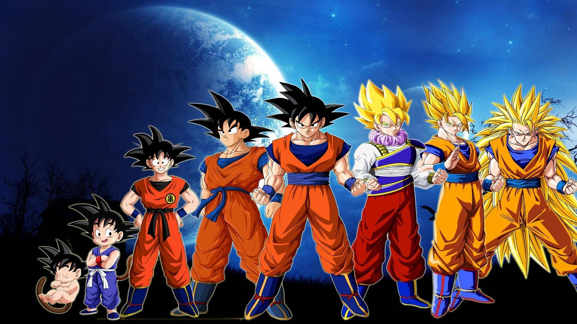 Cool Dragonball Z Wallpapers