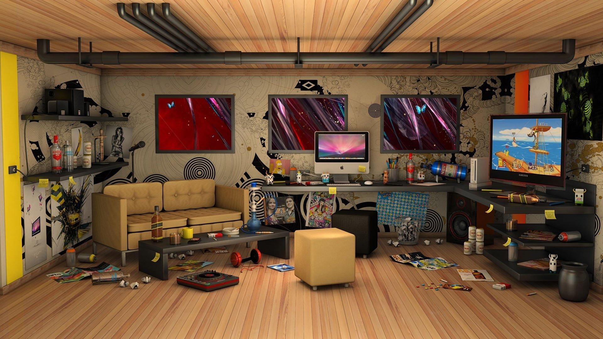 3d Desktop Wallpapers