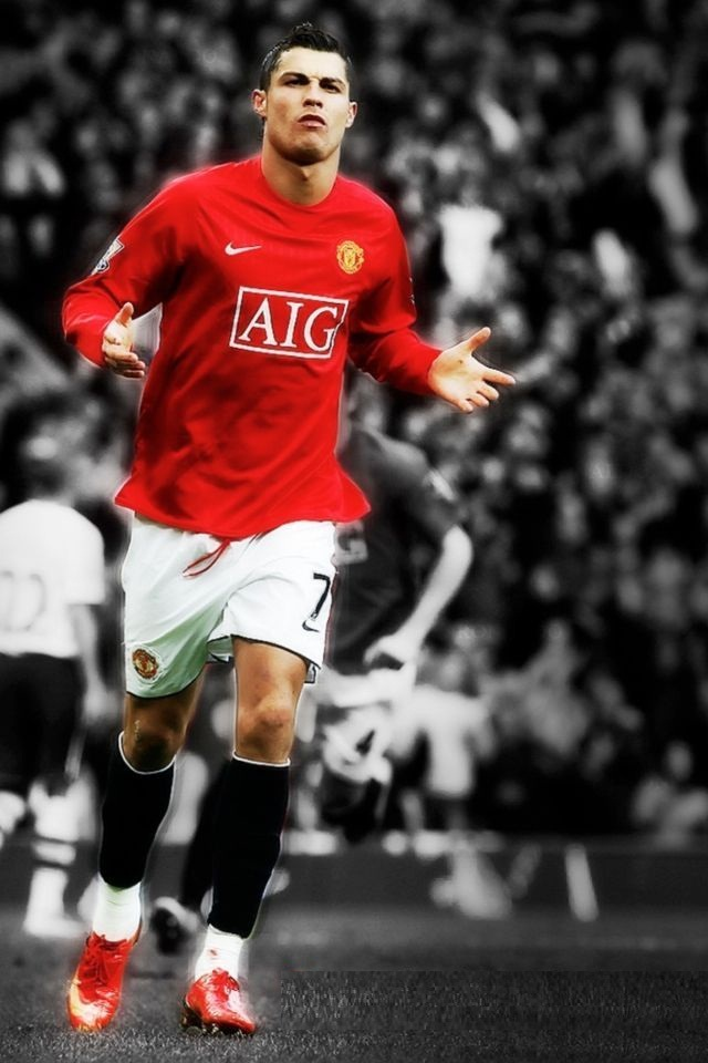 Cristiano Ronaldo Wallpapers For Mobile Phones