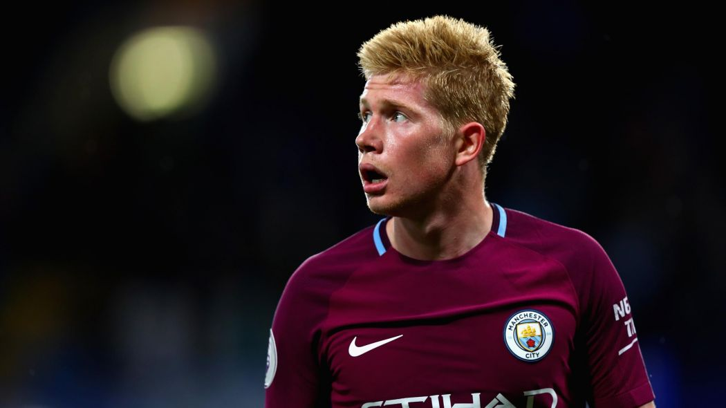 Kevin De Bruyne Wallpaper 2018