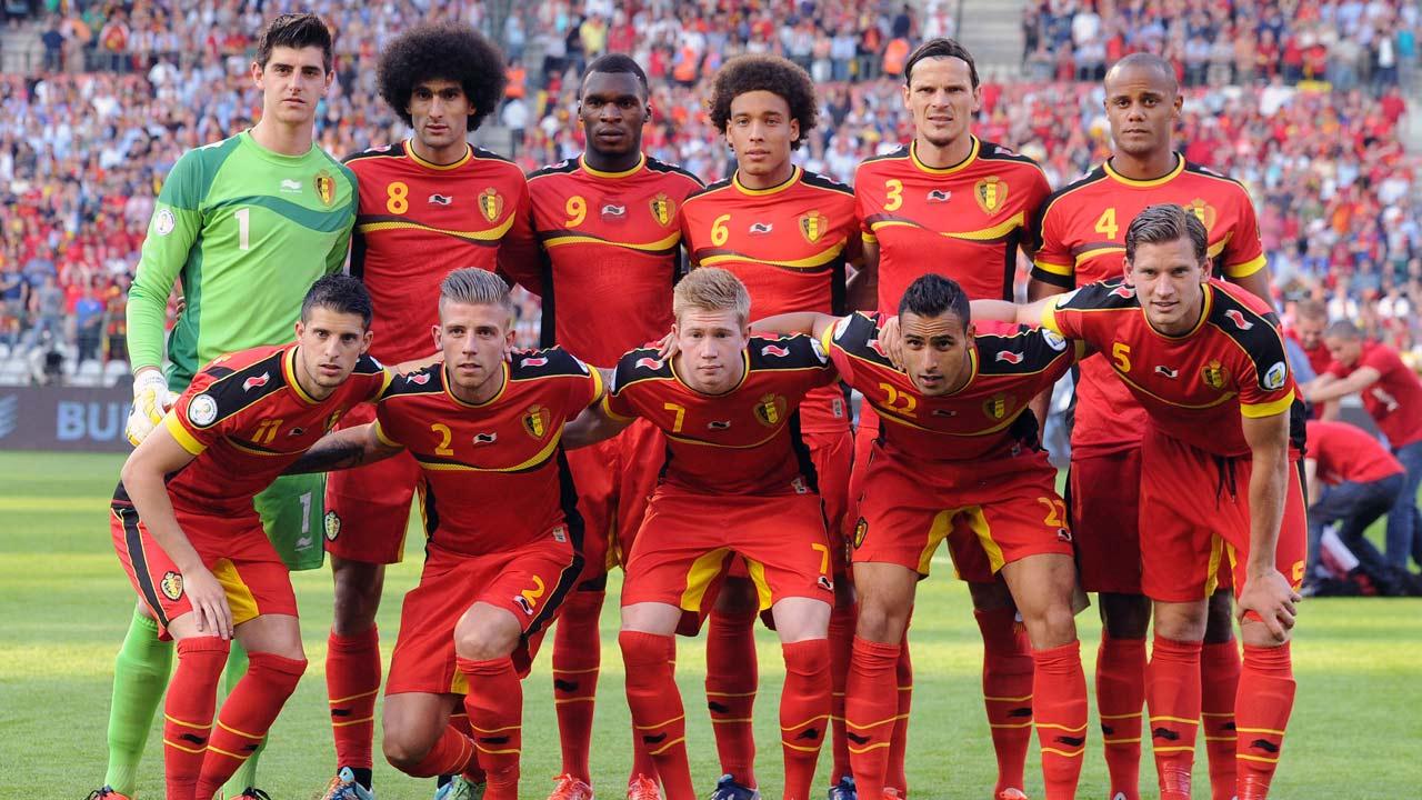 Belgium National Football Team Wallpaper