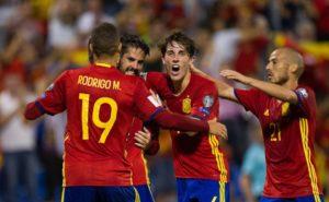 CELEBRATION-Spain Football Team HD Images