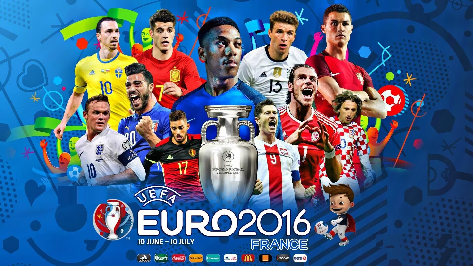 Euro Cup HD Wallpapers