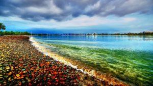Gravel-Beach-1080p wallpaper