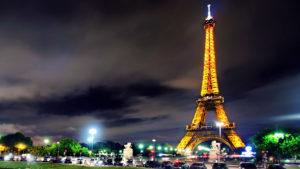 Hd-Eiffel-Tower-Night-Wallpaper-widewallpaper