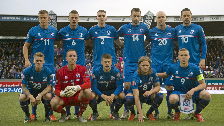 Mannschaft Island Wm 2020