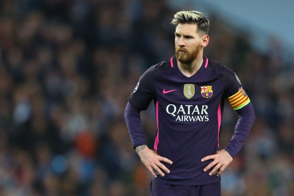 Lionel Messi 2018 Pictures