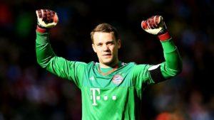 Manuel Neuer wallpapers hd-fit