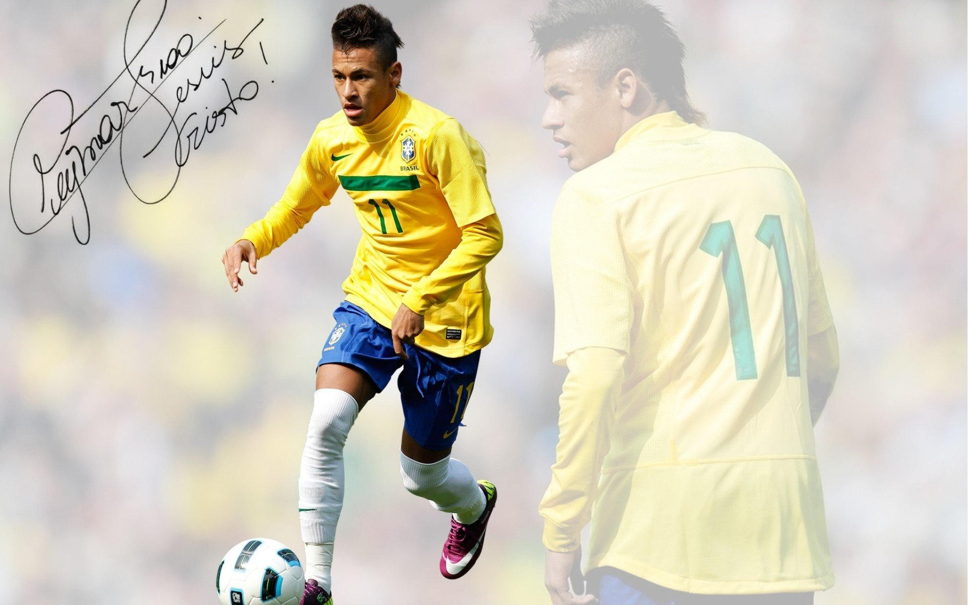 Neymar Da Silva Wallpapers