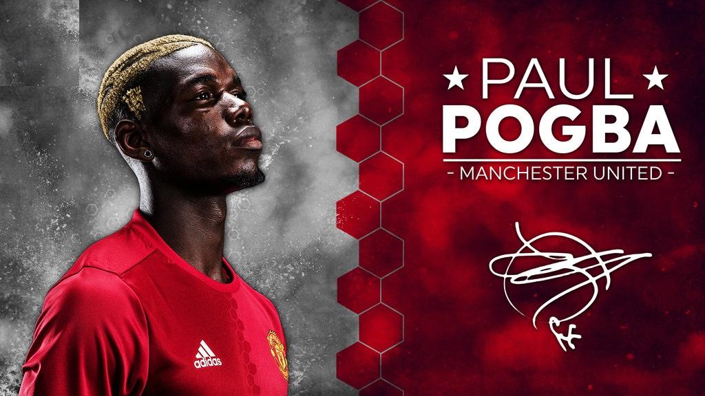 Paul Pogba Wallpapers