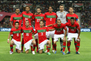 Portugal Players.-Portugal