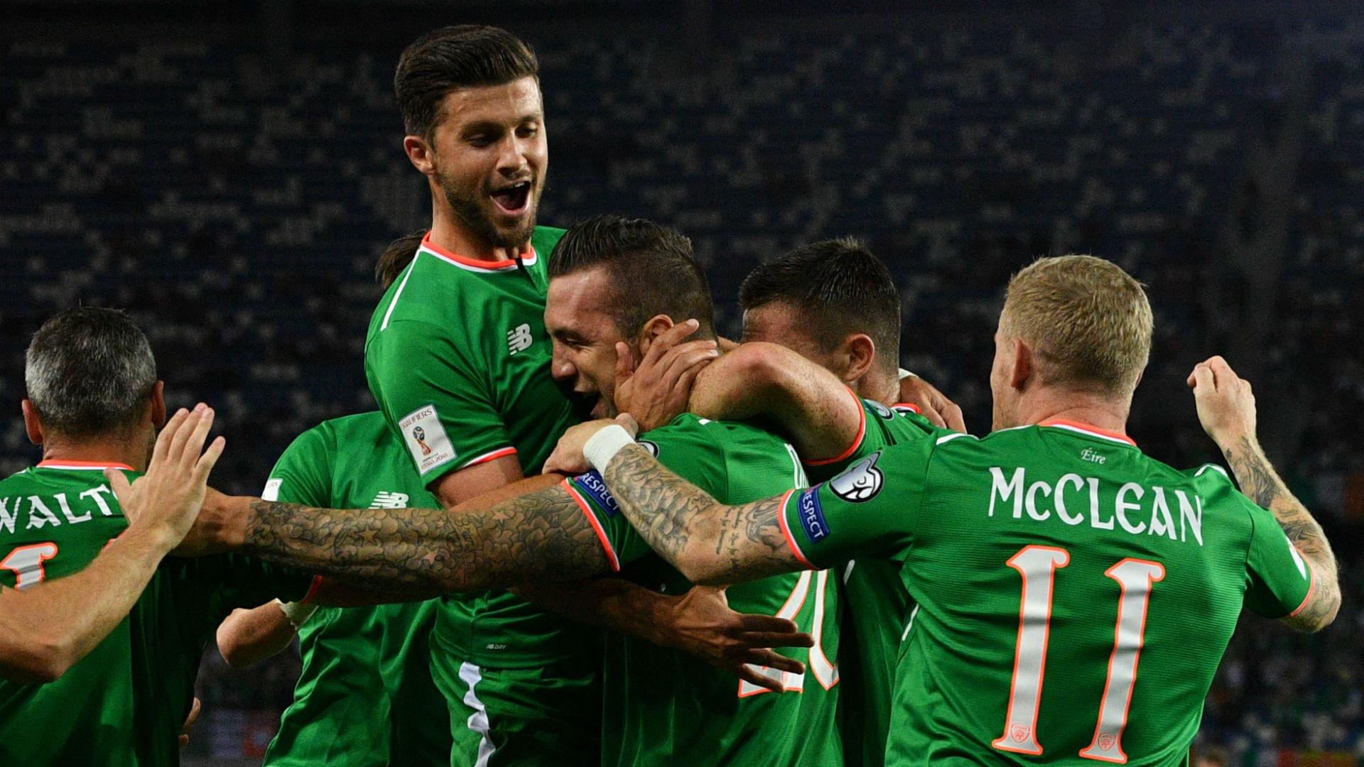 Republic of Ireland National Football Team Teams Background 6