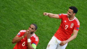Robson Kanu Football Player-cheers