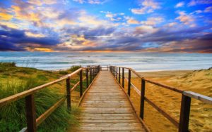Sea_Scenery_Coast_Sky_nature background image hd