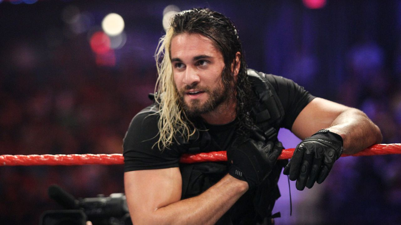 Seth Rollins Hd Wallpapers