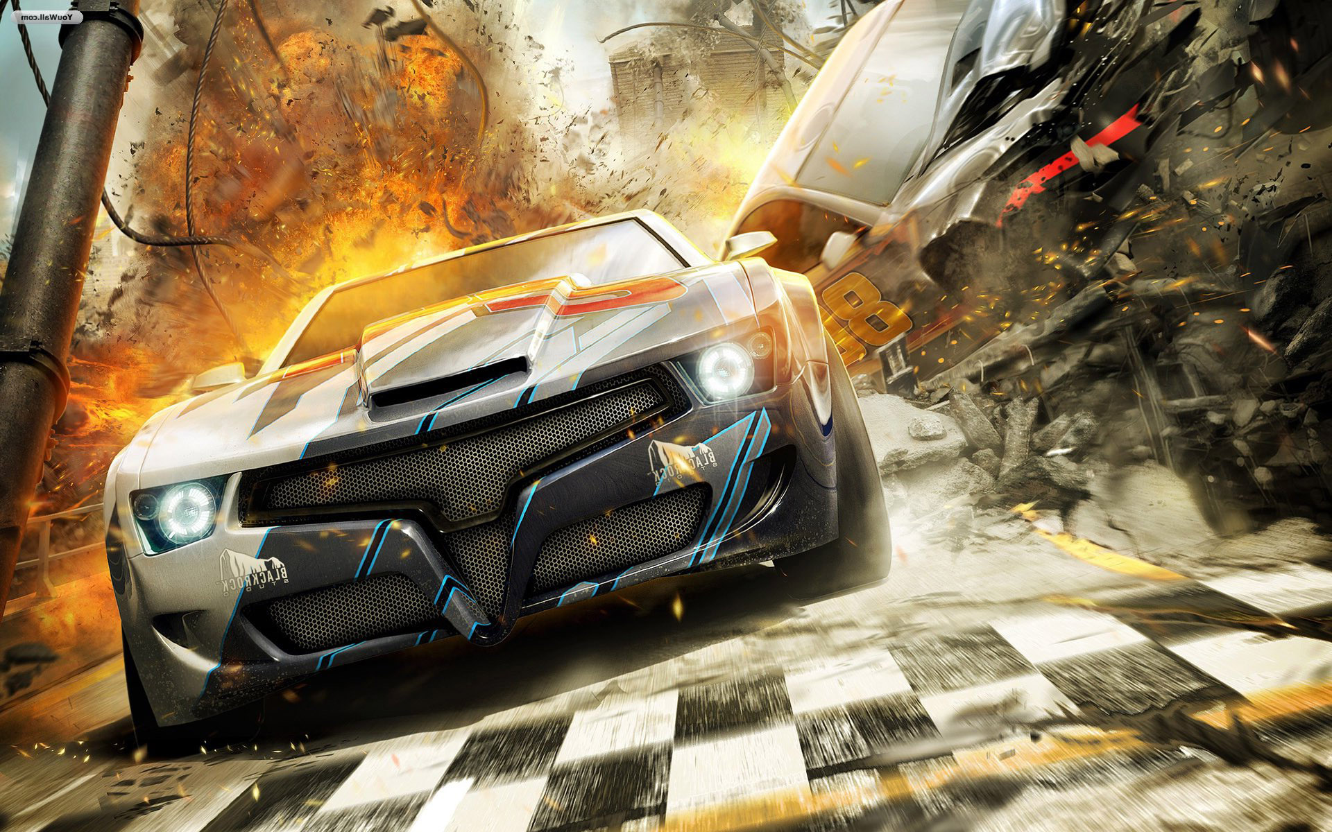 3d Games Hd Wallpaper For Mobile: Cool Gaming Wallpapers