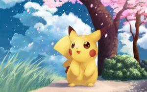 cool pokemon wallpapers-Pickachu