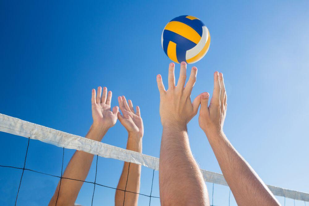 ... hands-VolleyBall Wallpaper ...