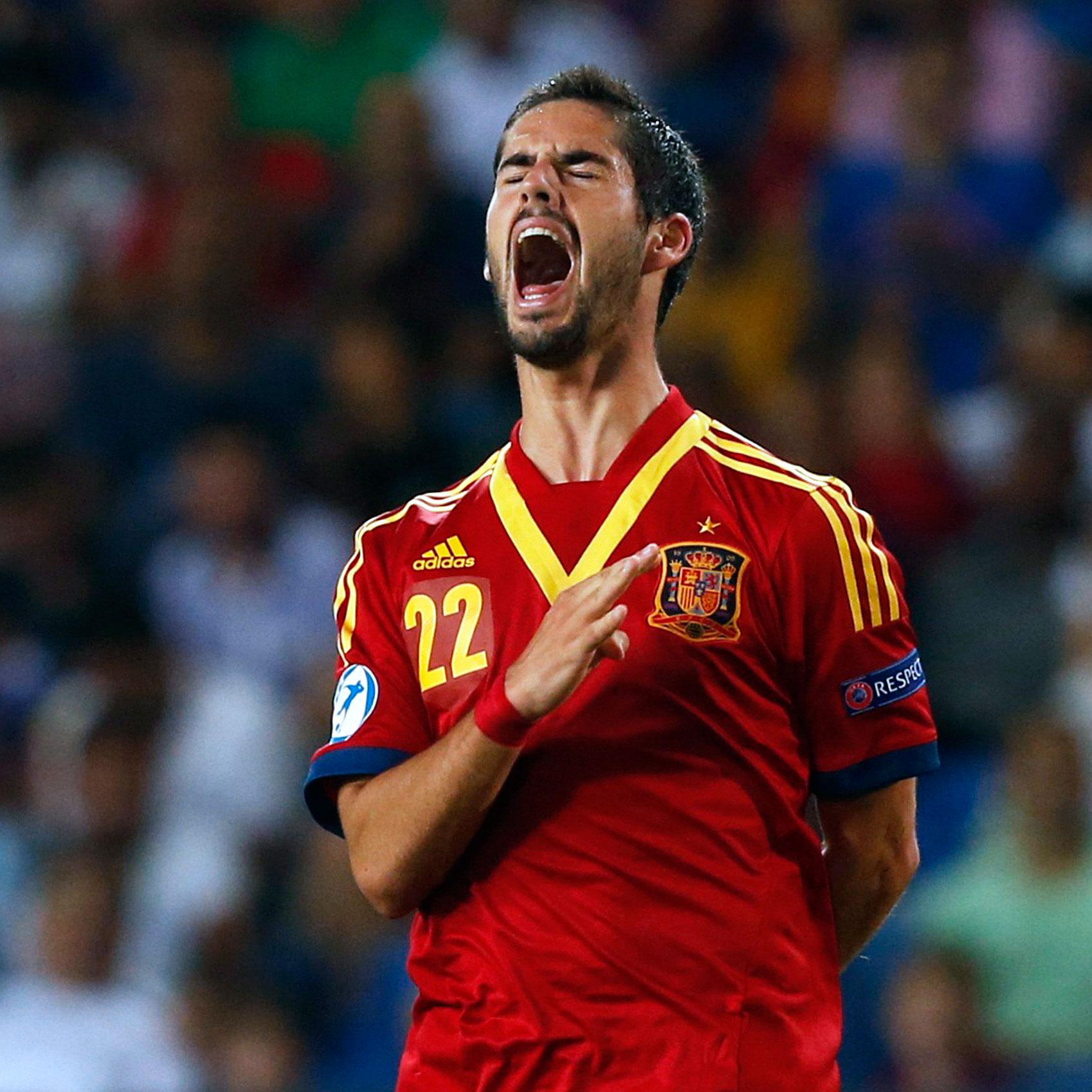 Spain Football Team HD Images