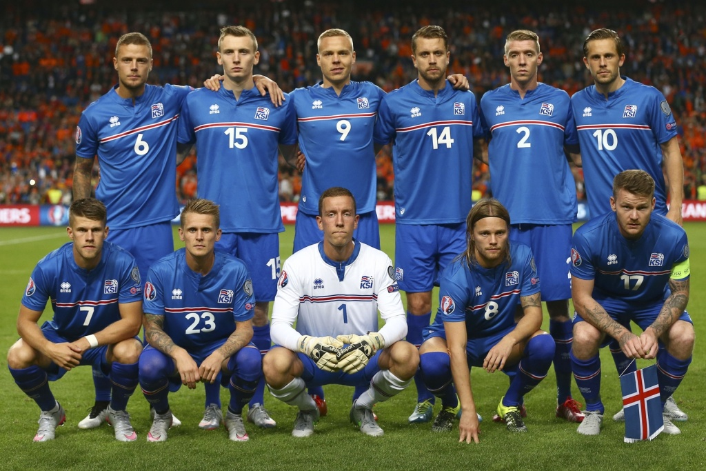 Iceland National Football Team Wallpapers