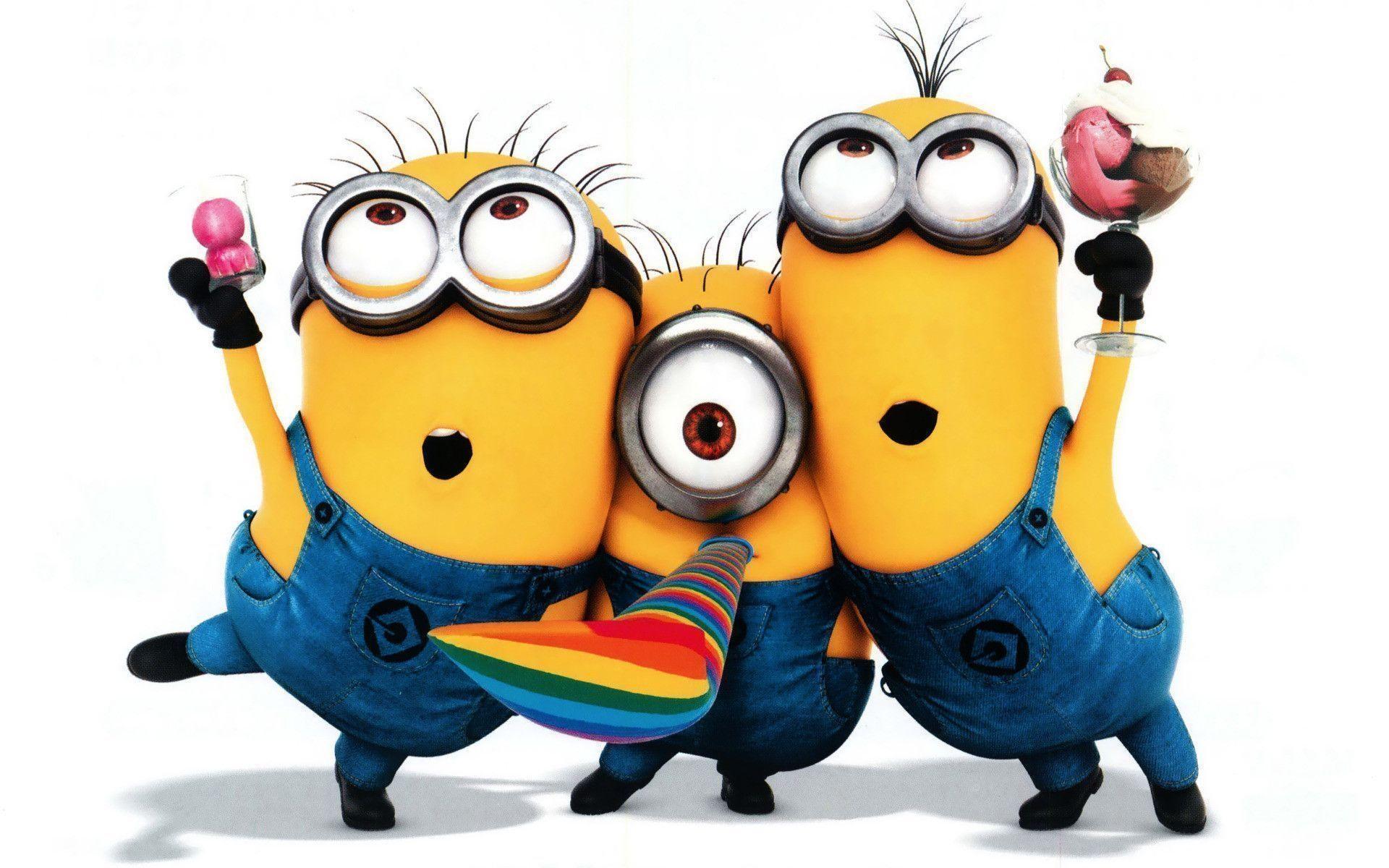 Um, naked Minion? Lol | Animation Nation | Pinterest | Minions