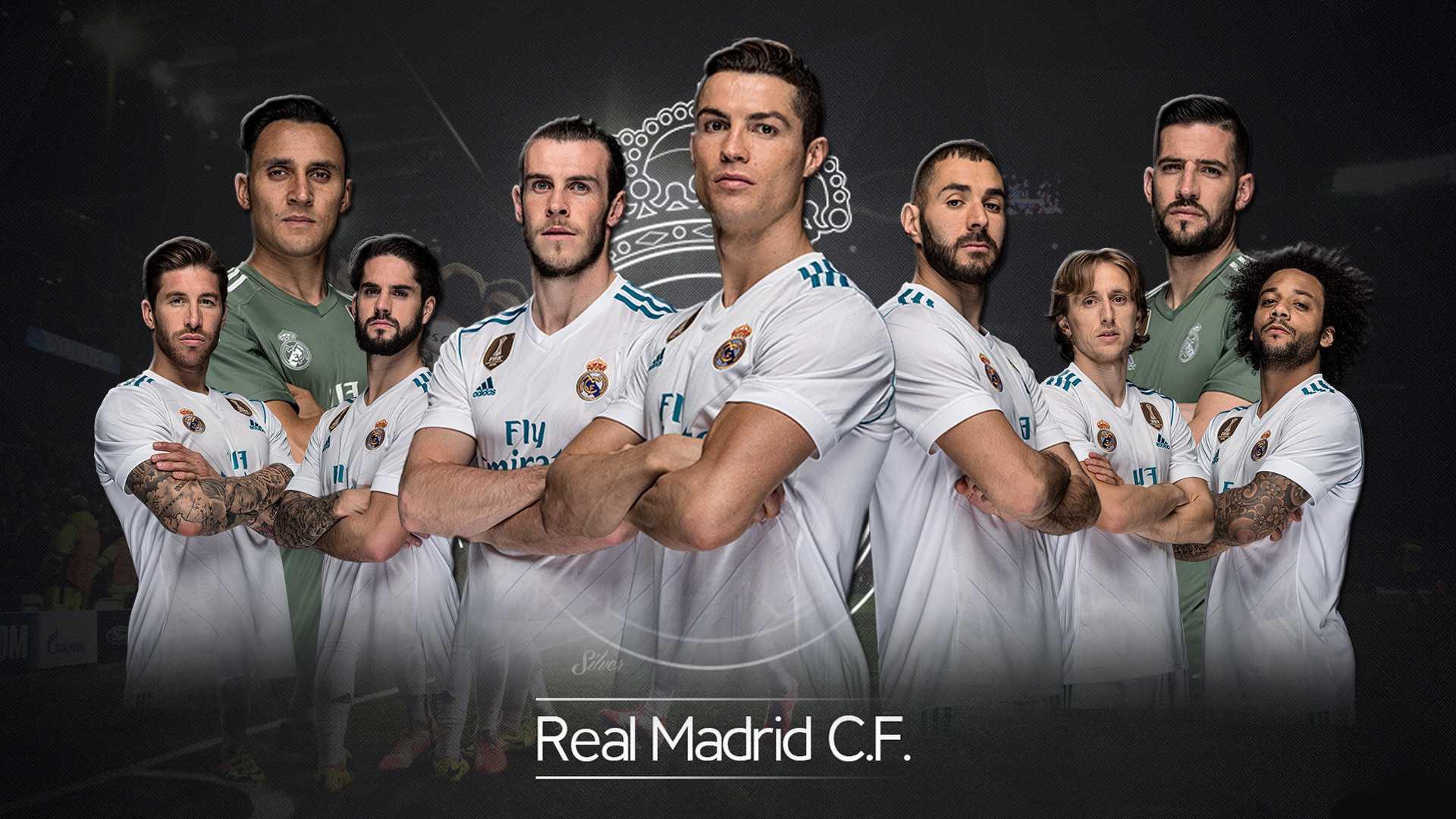 Real Madrid Transfer Window 2017