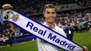 ronaldo-Real Madrid