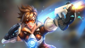 tracer-overwatch wallpapers