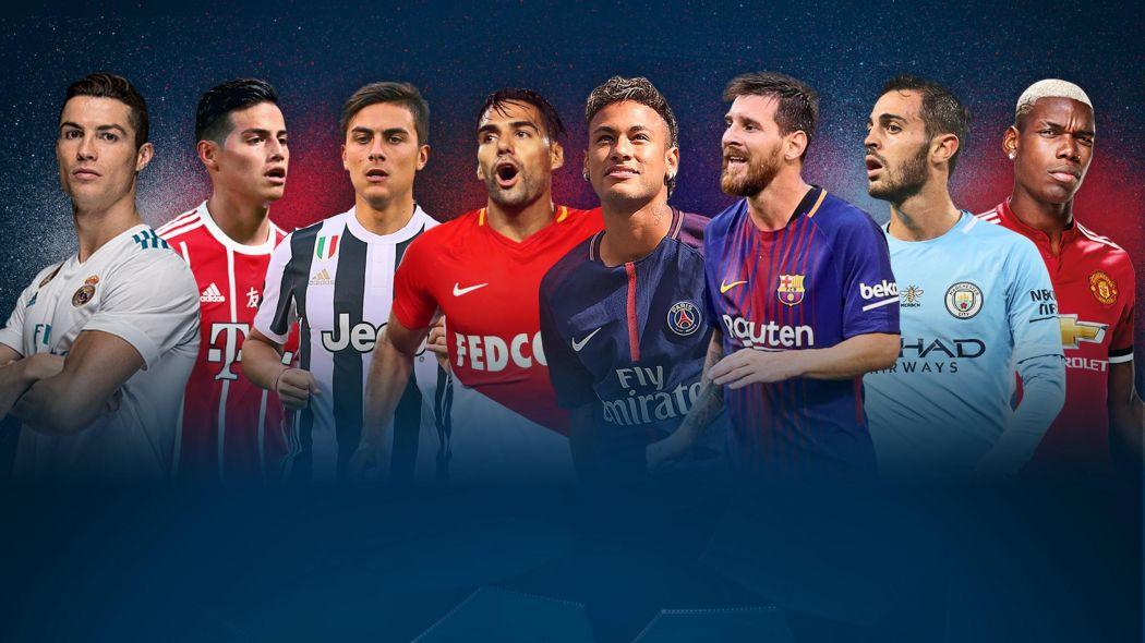 Football Players 2018