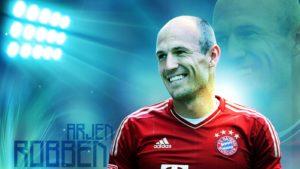 Arjen Robben wallpaper-11