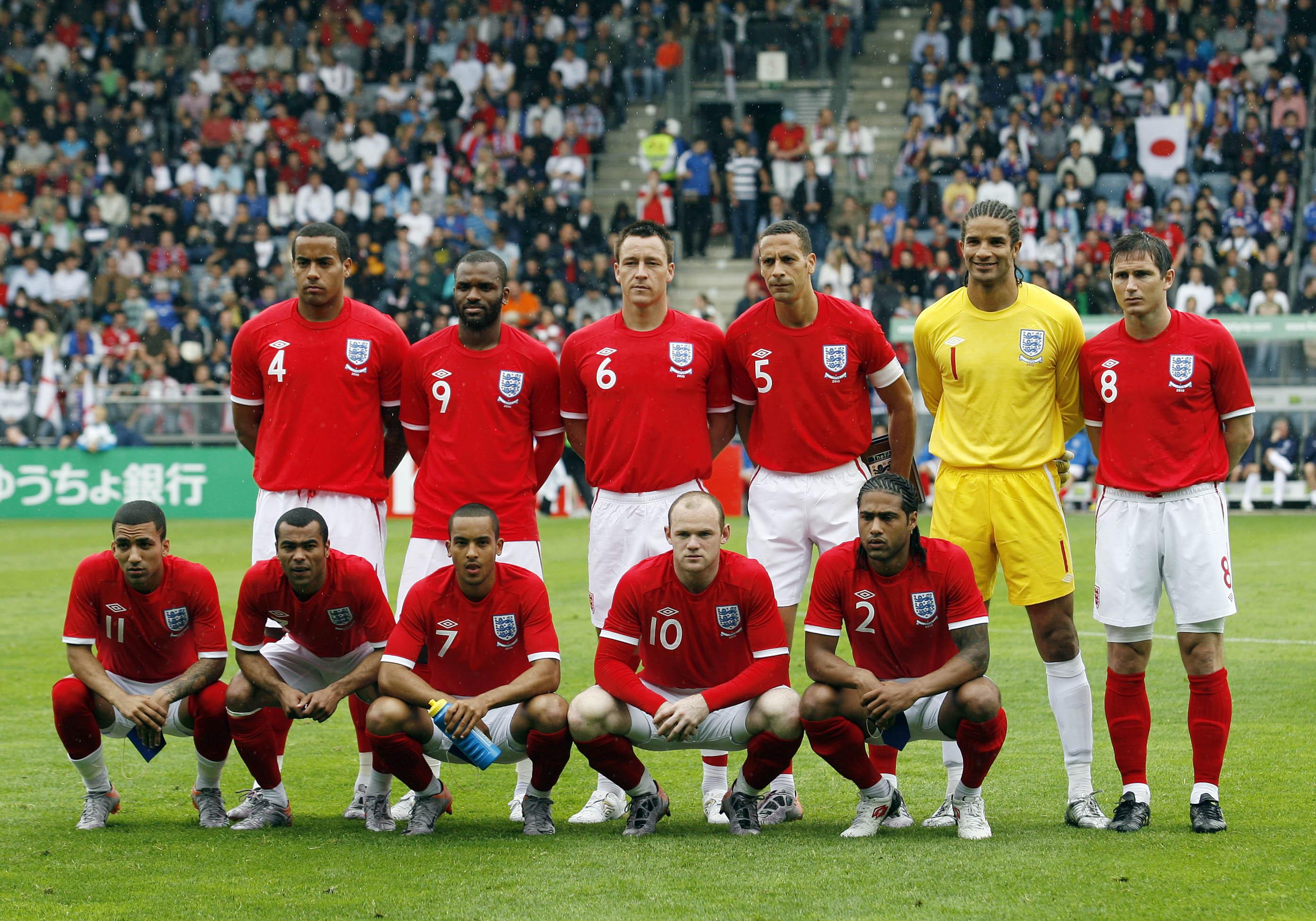 England soccer wallpaper