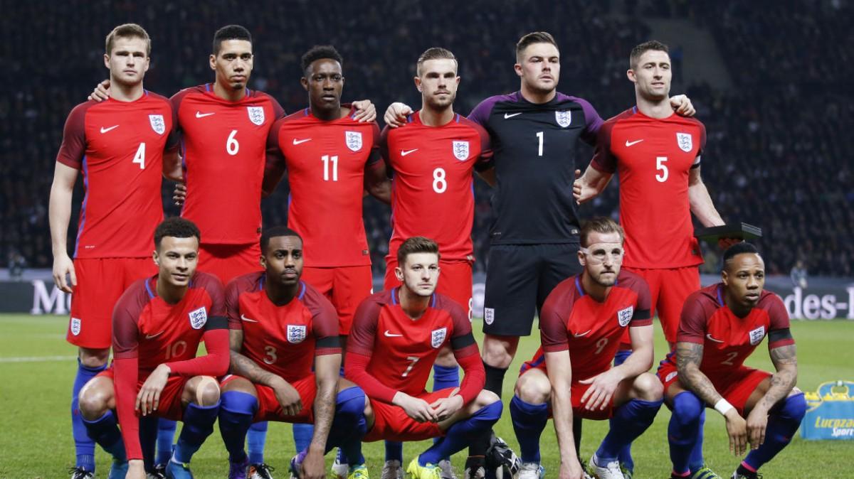 England Soccer Team Wallpaper
