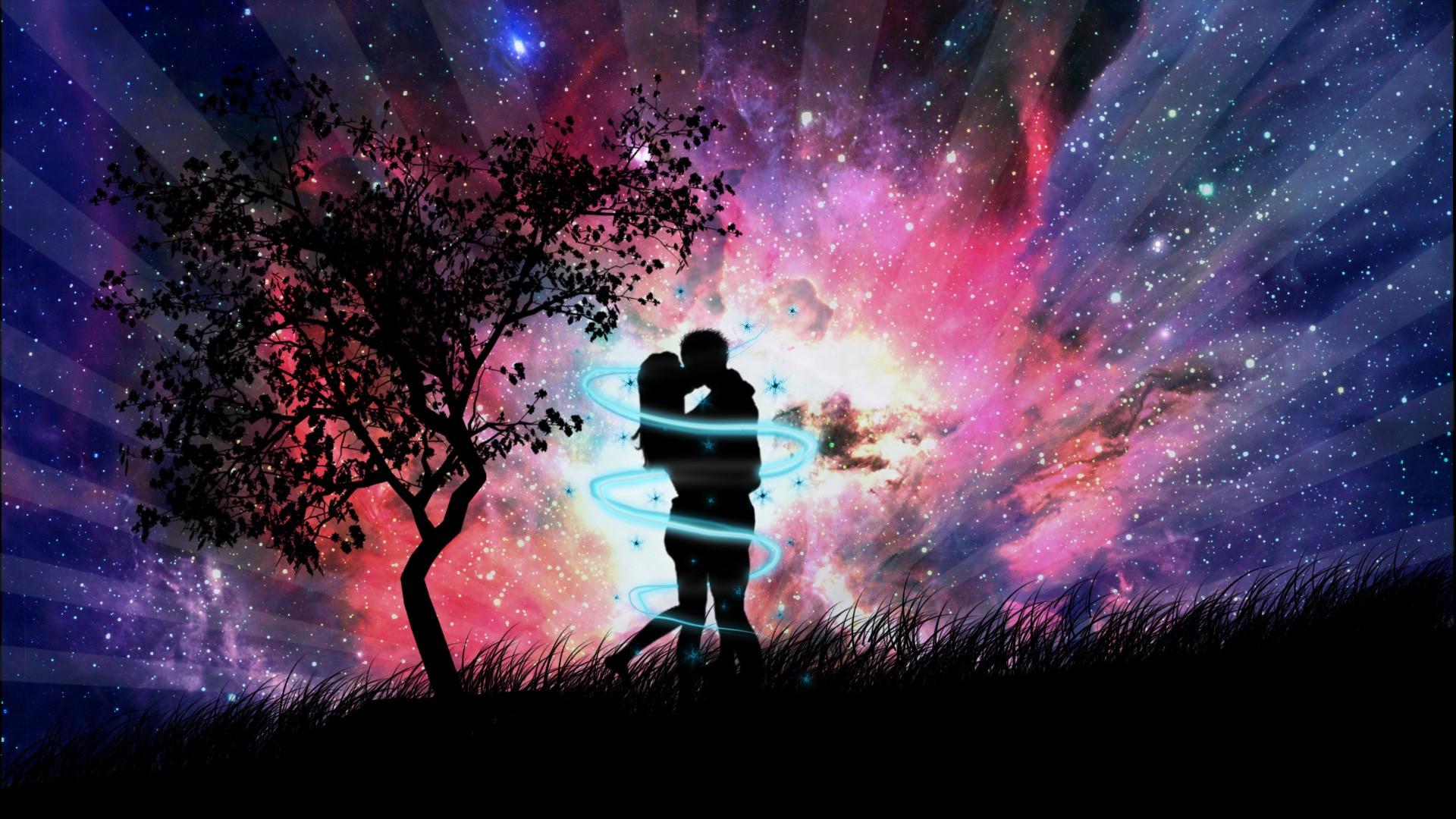 Wallpaper 3d Love