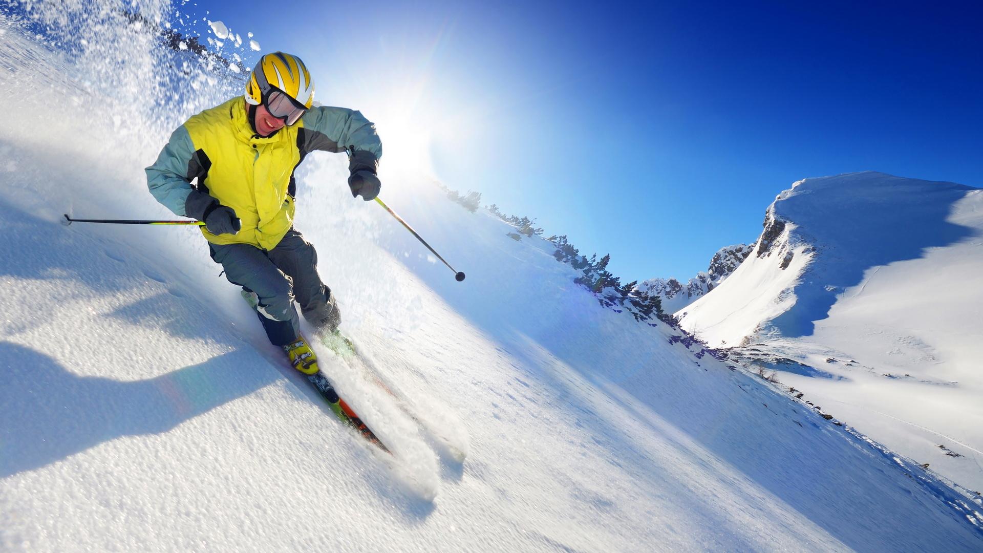 Skiing Sport Wallpaper Iphone: Winter Sports Wallpapers