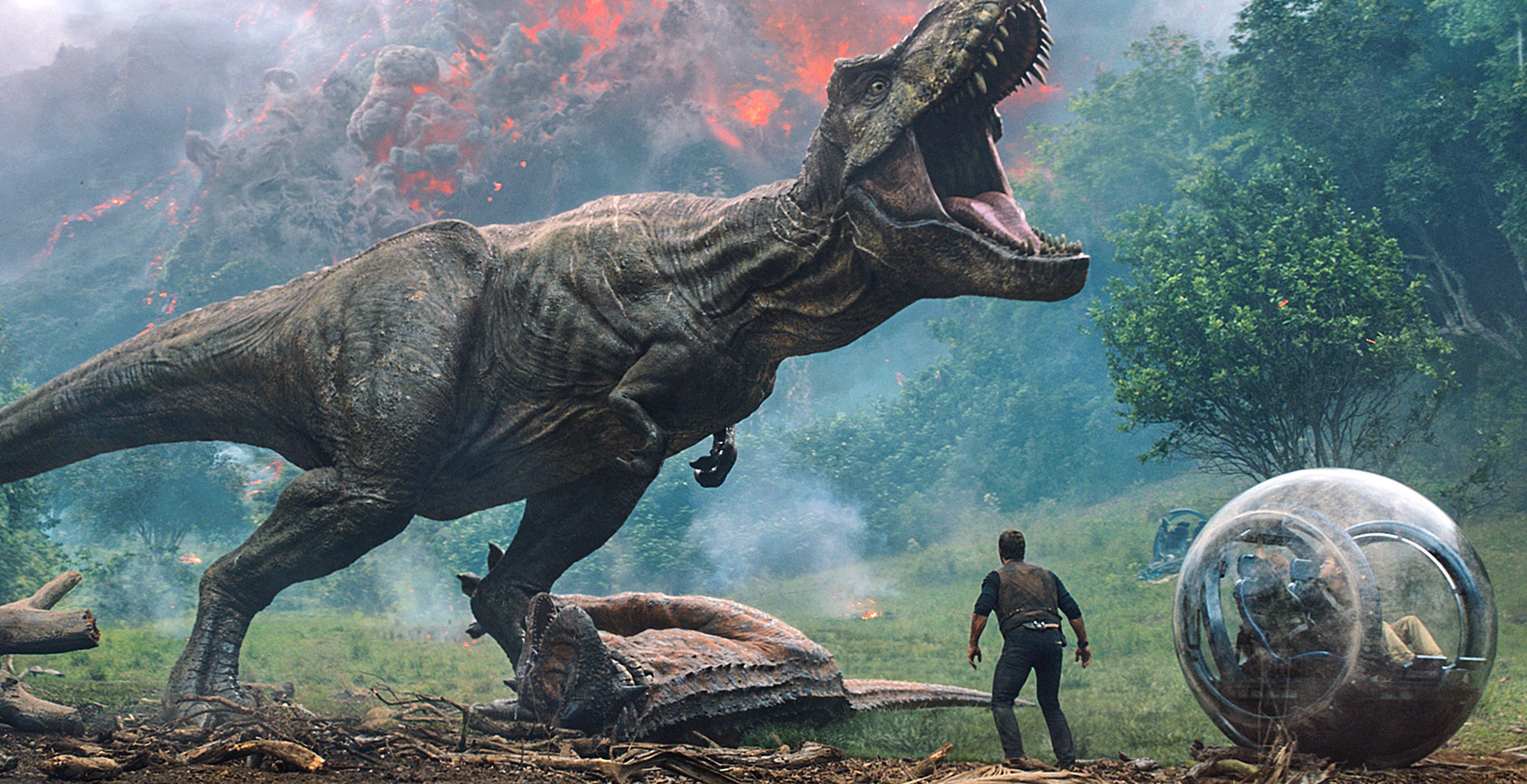 Jurassic World Fallen Kingdom Wallpaper