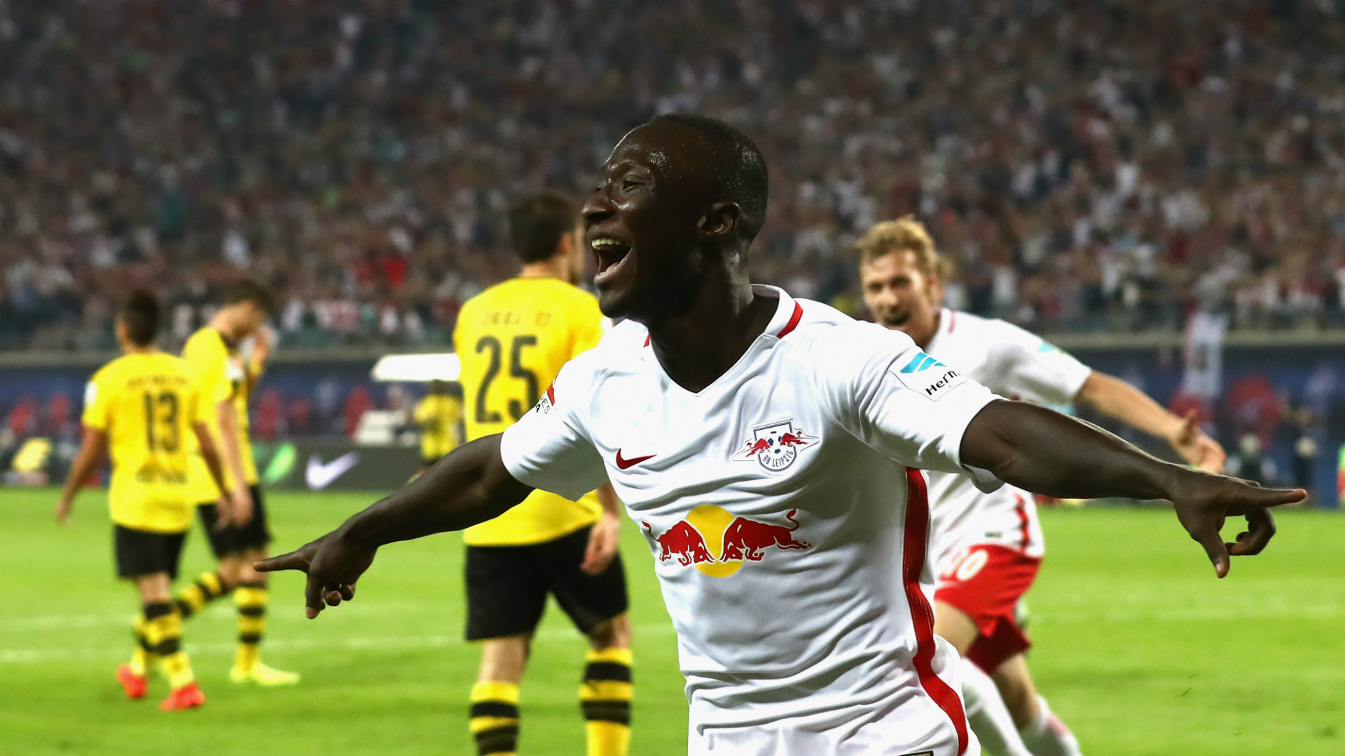 Naby Keita Wallpapers