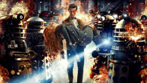 the-doctor-and-amy-pond-doctor who wallpapers