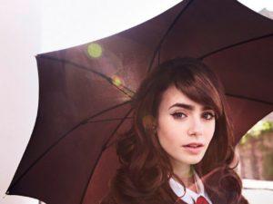 Lily Collins Yo Dona Magazine Wallpapers-11