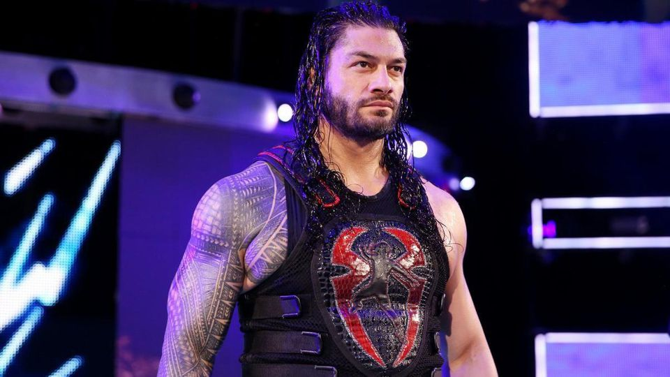 Roman Reigns 2018 Wallpapers