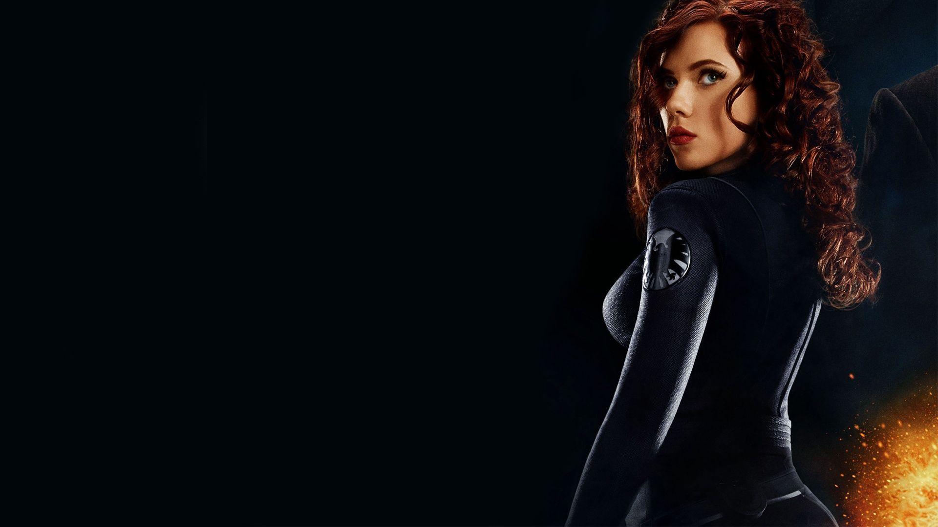 Scarlett Johansson Wallpapers Hd