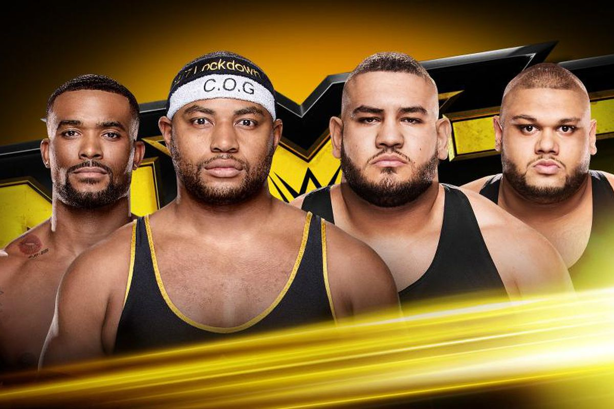 WWE NXT Wallpapers