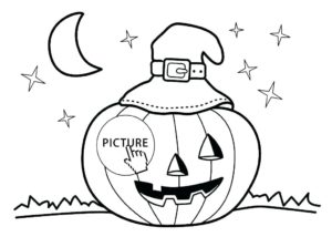 free halloween coloring pictures-8