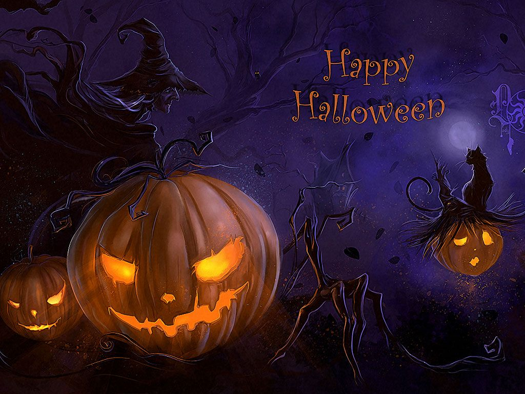 Halloween Spooky Wallpaper.Free Scary Halloween Images