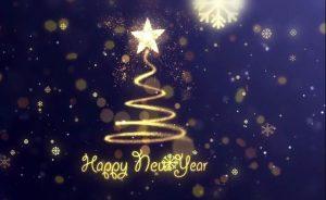 New year 2019-2