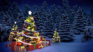 christmas tree wallpaper-3
